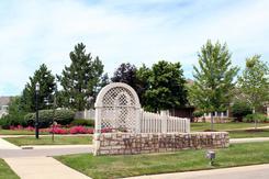 Weatherstone Condos, Ann Arbor Entrance