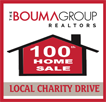100th Home Sale Charity Donation