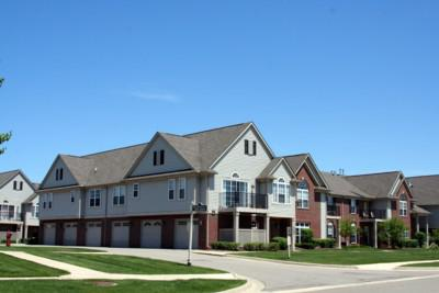Rosewood Village, Ann Arbor Corner View