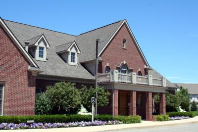 Rosewood Village, Ann Arbor Clubhouse