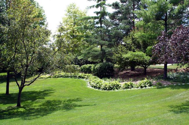 Nature Cove Condos, Ann Arbor Grounds