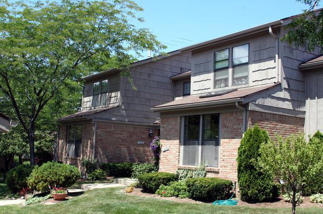 Newport West Condos, Ann Arbor 2 Story Units