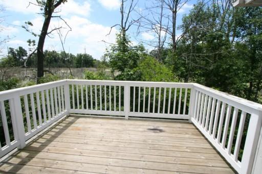 Burwyck Park Condos, Saline Deck