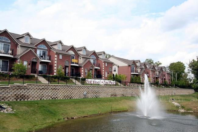 Balmoral Park Condos, Ann Arbor Pond View