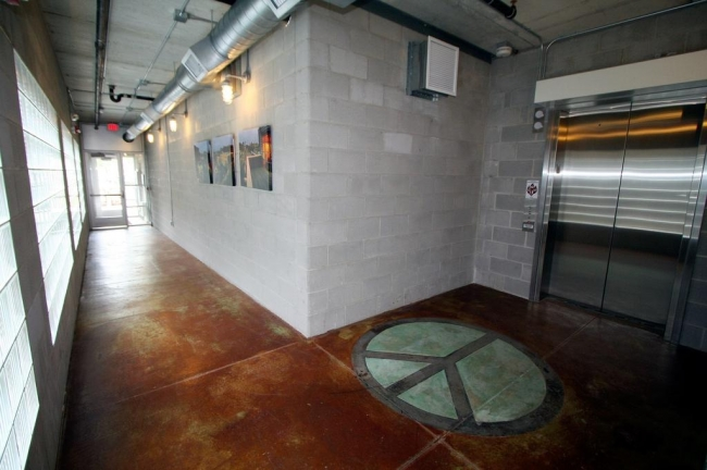 Loft 322 Lobby & Elevator