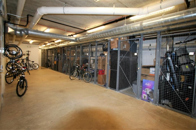 Loft 322 Storage Lockers