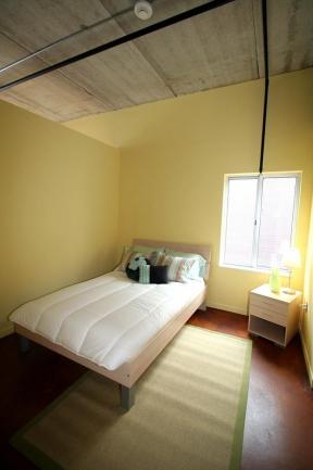 Loft 322 Condos Bedroom