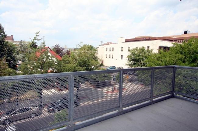 Loft 322 Condos Balcony View