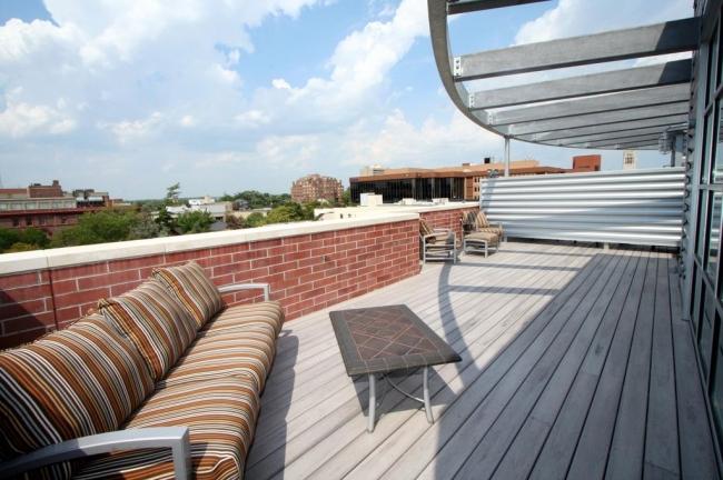 Loft 322 Penthouse Terrace