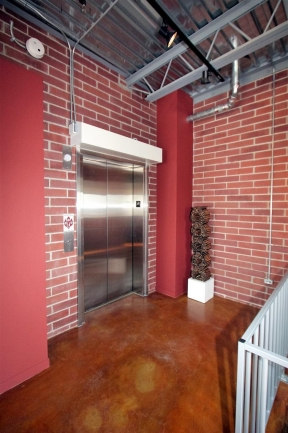Loft 322 Penthouse Elevator
