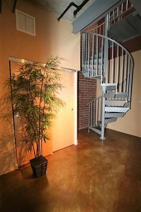 Loft 322 Penthouse Staircase