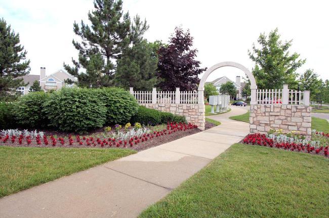 Weatherstone Walkway Entrance