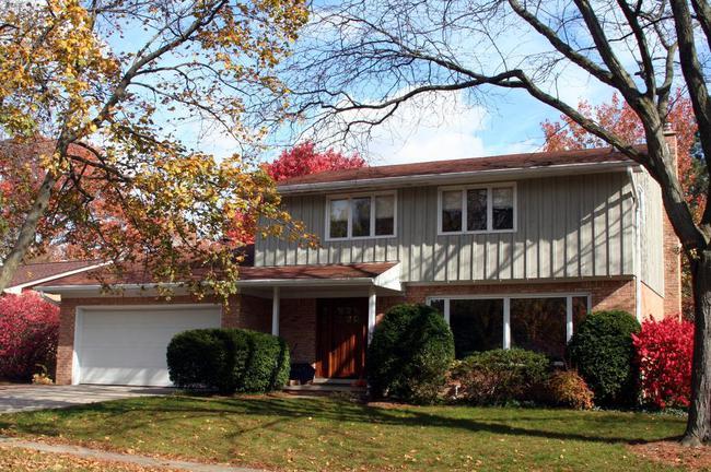 Vernon Downs Subdivision, Ann Arbor Home