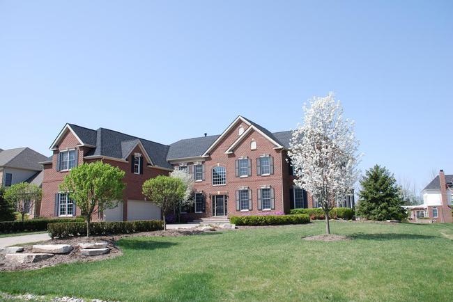 Walnut Ridge Subdivision, Ann Arbor Spring