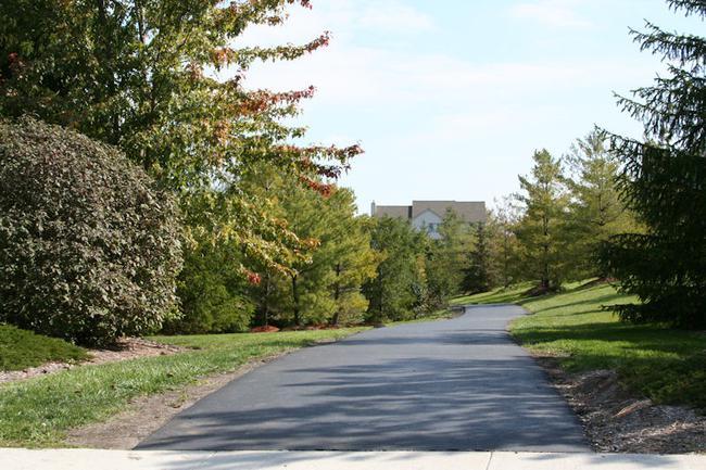 Woodcreek Subdivision, Ann Arbor MI Entrance