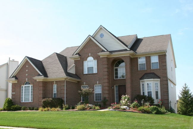 Woodcreek Subdivision, Ann Arbor Stately Home