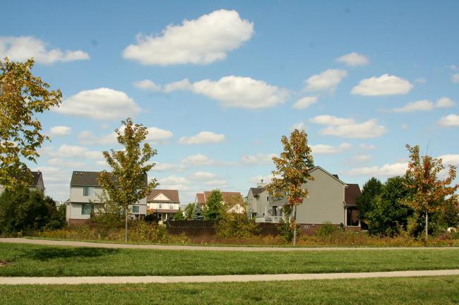 Greene Farms Subdivision, Ypsilanti MI Neighborhood