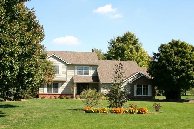 Maple Creek Subdivision, Saline MI Residence