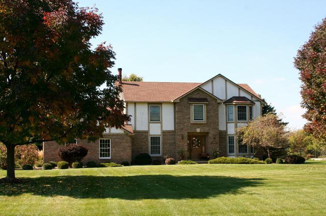 Maple Creek Subdivision, Saline MI Large Home