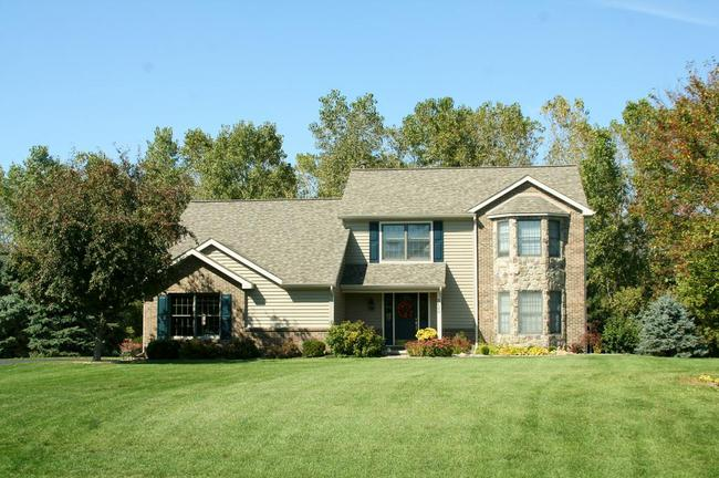 Maple Creek Subdivision, Saline MI Two Story