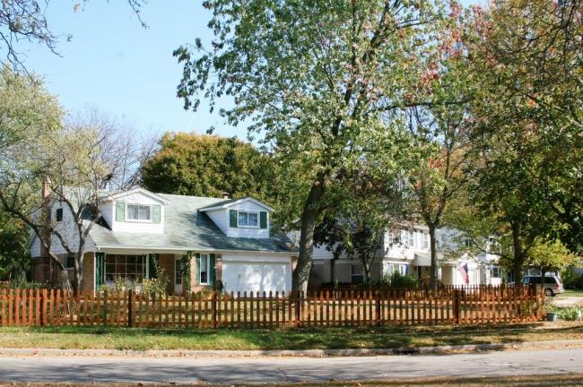 Georgetown Neighborhood, Ann Arbor Cape Cod